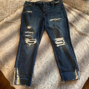 American Eagle size 18 Jeggings